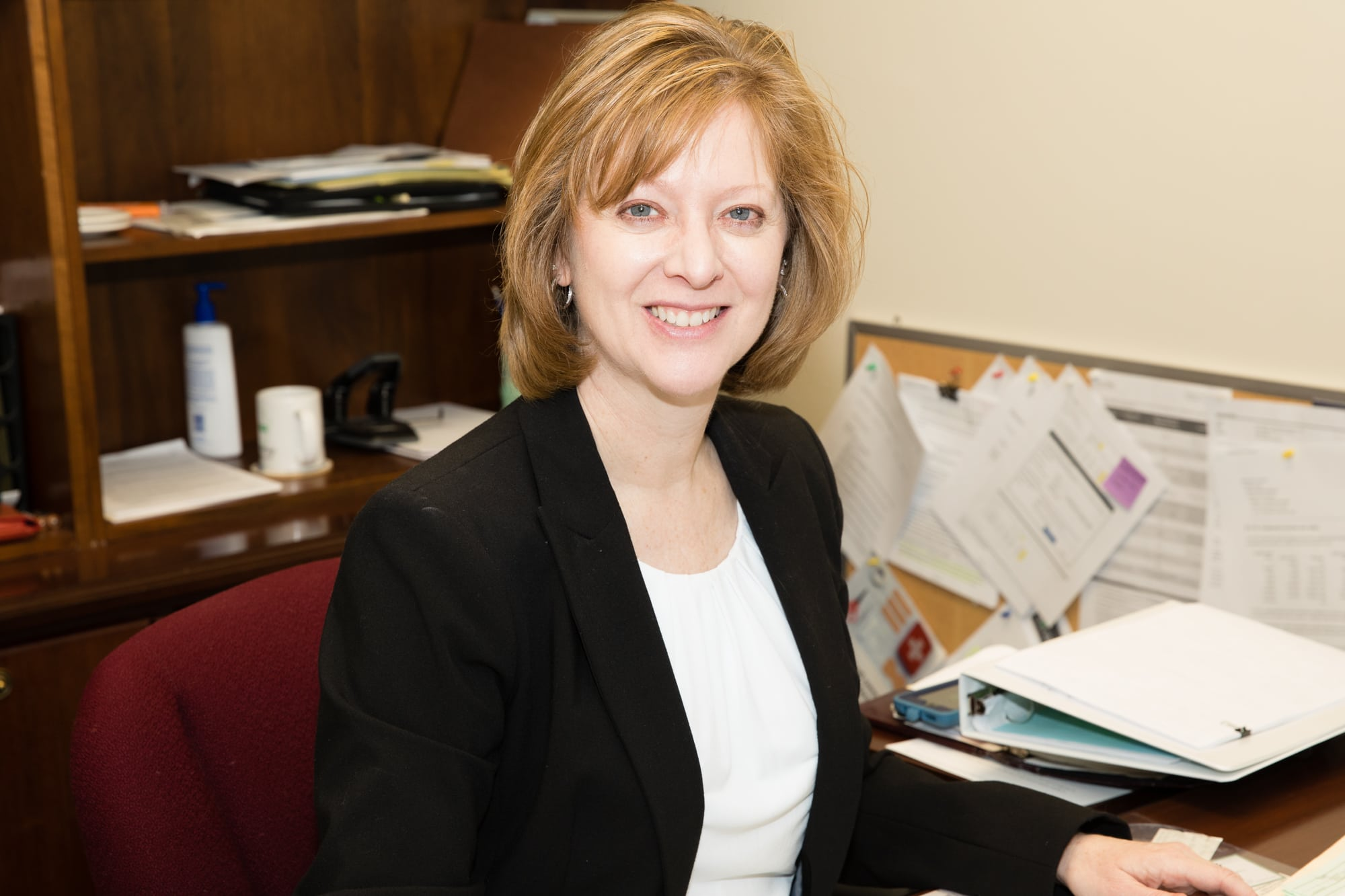 Sandra K. Guthrie, CPA, CFE - Partner